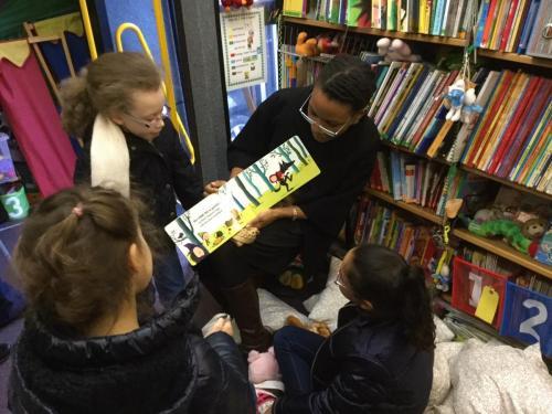 23 septembre 2017 et 13 janvier 2018 - les cours de français et le BiblioBook