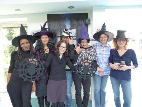 4 novembre 2017 - la fête d'Halloween